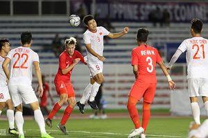 U22 Việt Nam - U22 Singapore, Đức Chinh ghi bàn ở phút 85