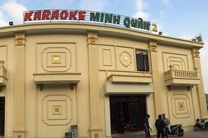Hải Phòng: Hàng chục dân chơi dương tính ma túy trong quán karaoke