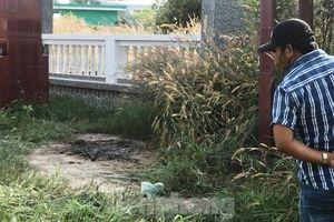 Nghi án giết người đốt xác phi tang trong nghĩa địa ở Sài Gòn