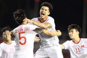 Nhọc nhằn thắng Singapore, U.22 Việt Nam vững ngôi đầu và chờ gặp Thái Lan ở lượt cuối