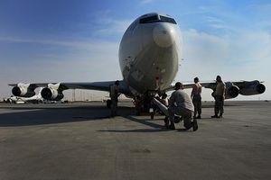 Aircraft Spots: Mỹ lại điều máy bay trinh sát do thám Triều Tiên