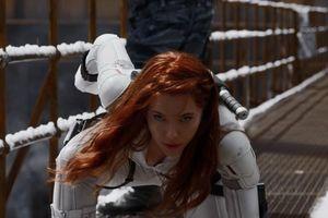 Marvel Studios tung trailer ngoại truyện về Black Widow