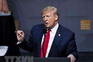 Ông Trump: Nga muốn có thỏa thuận với Mỹ về kiểm soát vũ khí, hạt nhân