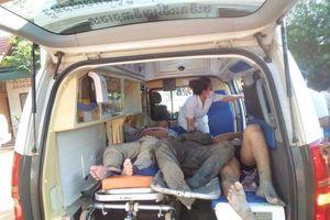 Sập chùa ở Campuchia, 3 người thiệt mạng và nhiều người bị thương
