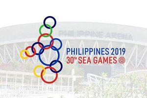 Lịch thi đấu SEA Games 30 ngày 3/12 của Đoàn thể thao Việt Nam