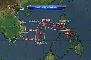 Bão Kammuri quét qua Philippines, đe dọa SEA Games 30