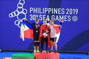 Bảng tổng sắp huy chương SEA Games 30 trưa 3/12: Đoàn TTVN giành thêm 3 HCV