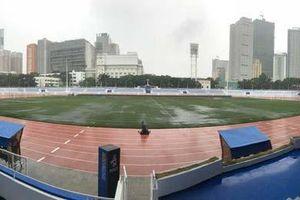 Sân đấu trận U22 Việt Nam vs U22 Singapore, trận đấu có bị hoãn?