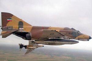 Mới tiết lộ: F-22 Mỹ giải cứu UAV MQ-1 trước họng súng chiến cơ F-4 Iran