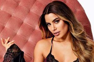Hoa hậu Colombia Ariadna Gutíerrez khoe ảnh táo bạo 'đốt mắt' fans
