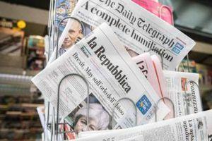Gia đình Elkann-Agnelli sẽ thành cổ đông chính của tập đoàn báo chí GEDI