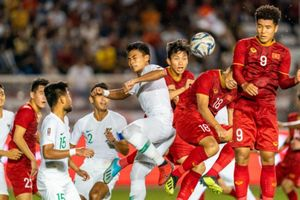 Dù thắng cả 4 trận, U22 Việt Nam vẫn có thể bị loại nếu thua Thái Lan