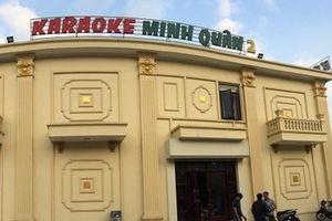 Phát hiện 37 người dương tính với ma túy trong quán karaoke ở Hải Phòng