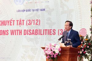 Người khuyết tật được học nghề và có việc làm ngày càng tăng, các tổ chức của người khuyết tật ngày càng được mở rộng