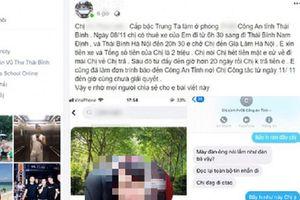 Nữ trung tá bị tố 'quỵt' nợ tiền taxi từng điều trị bệnh tâm thần phân liệt
