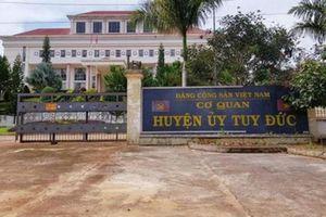 Không khởi tố hình sự vụ Chánh văn phòng huyện ủy đánh lái xe nhập viện