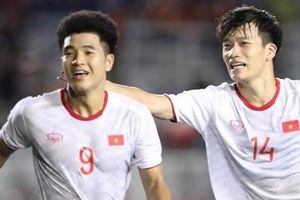 U22 Việt Nam 1-0 U22 Singapore: Thắng nhọc nhằn, giữ niềm tin