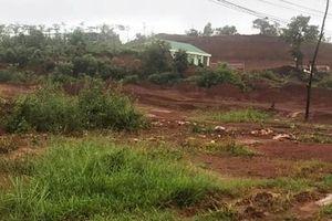 Truy tố 9 cán bộ huyện cấp đất trái quy định