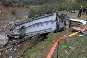 Tai nạn ô tô kinh hoàng ở Tunisia khiến 43 người thương vong
