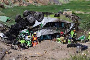 Hơn 40 người chết hoặc bị thương trong vụ tai nạn xe bus ở Chile