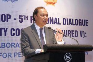ASEAN - Liên Hợp Quốc đối thoại về hợp tác chính trị - an ninh