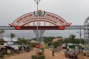 Đắk Nông: Cấp đất trái phép, 9 cán bộ huyện Tuy Đức bị truy tố