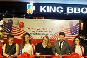 Tôm hùm Mỹ được chính thức nhập khẩu vào Việt Nam