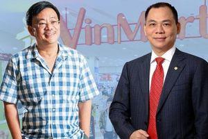 Hợp tác với Vingroup, Masan hướng đến tập đoàn hàng tiêu dùng - bán lẻ hàng đầu