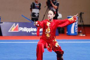 Bác tin VĐV Việt Nam giành HCV SEA Games vì đối thủ bị trừ điểm