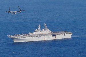 Trung Quốc không cho tàu chiến Mỹ thăm Hong Kong, Washington đáp chẳng hề hấn gì