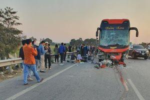 Tai nạn liên hoàn trên cao tốc Hà Nội – Bắc Giang, nữ phụ xe chết thảm