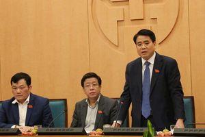 Chủ tịch Hà Nội: Nhật Cường làm về dịch vụ công là công việc khó nhất, chẳng ai làm