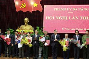 Thành ủy Đà Nẵng công bố các quyết định của Ban Bí thư về công tác cán bộ