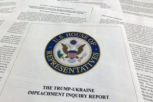 Hạ viện Mỹ công bố báo cáo điều tra, cáo buộc Tổng thống Trump lạm quyền