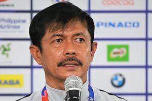HLV U22 Indonesia tiếc nuối vì chỉ thắng Brunei 8-0
