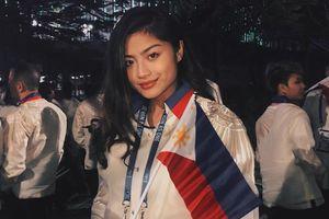 Võ sĩ Philippines được mệnh danh là hot girl taekwondo tại SEA Games