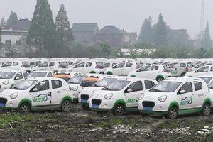 Jack Ma và các tỷ phú Trung Quốc lao đao với giấc mơ xe điện