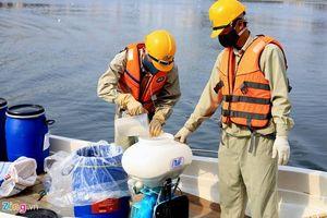 Vì sao chưa công bố kết luận thanh tra chế phẩm làm sạch sông, hồ?