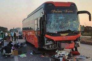 Thông tin mới nhất về vụ tai nạn trên Cao tốc Hà Nội – Bắc Giang