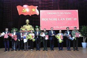 Kiện toàn nhân sự BCH Đảng bộ thành phố Đà Nẵng