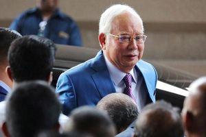 Cựu Thủ tướng Malaysia Najib Razak hầu tòa