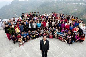 Bất ngờ cuộc sống của 6 đại gia đình đông con nhất thế giới