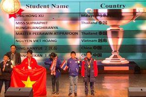 Học sinh Lào Cai đạt điểm tuyệt đối Olymlic Khoa học, Toán và Tiếng Anh quốc tế