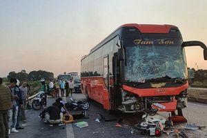 Vụ tai nạn liên hoàn trên cao tốc Hà Nội- Bắc Giang: Danh tính nạn nhân tử vong