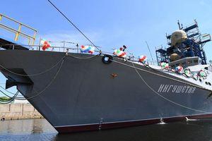 Tàu tên lửa tối tân của Nga khai hỏa ở Biển Đen