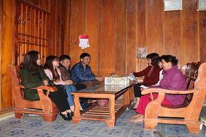 Sở Tư pháp Tuyên Quang tuyên truyền phổ biến giáo dục pháp luật đến người dân