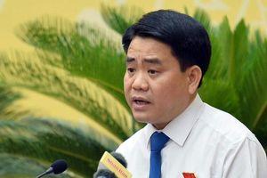 Chủ tịch Hà Nội: Công ty Nhật Cường làm cái khó nhất