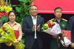 Ban Bí thư chỉ định 8 Ủy viên Ban Chấp hành Đảng bộ thành phố Đà Nẵng