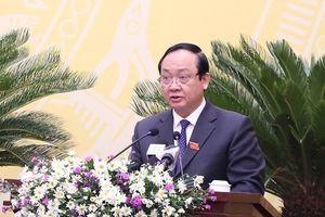 Năm 2020, toàn bộ người dân Hà Nội phải được dùng nước sạch tiêu chuẩn