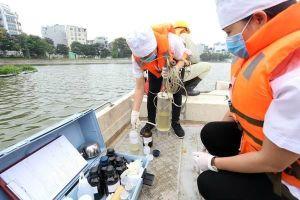 Lý do HN chưa công bố kết luận thanh tra việc dùng hóa chất làm sạch hồ